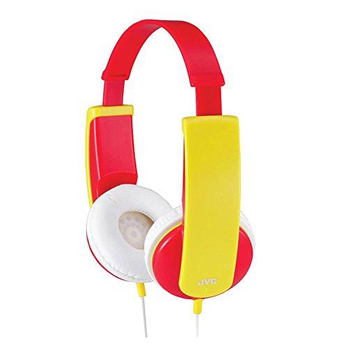 JVC HA-KD5-R-E Kinder Stereo Kopfhörer rot