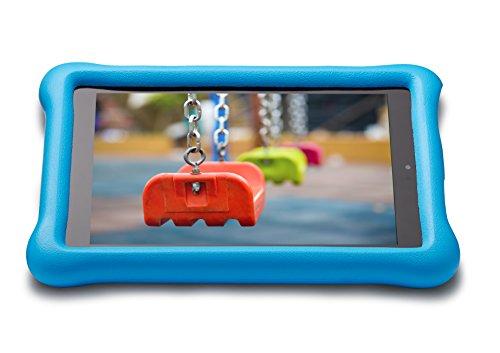 Amazon Kindgerechte Hülle für das neue Fire HD 8 (6. Generation - 2016), Blau