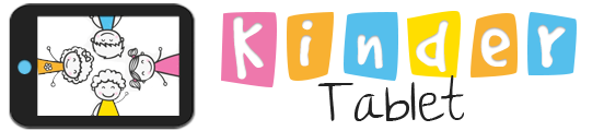Kinder Tablets Logo